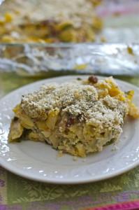 Italian Chicken Casserole Gluten Free