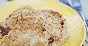 Cream Cheese Pancakes Gluten Free Dairy Free