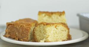 Caramel Cake Gluten Free