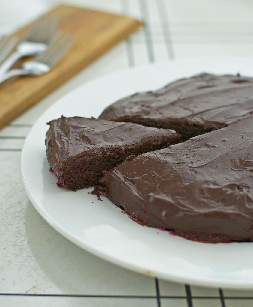Dairy Free Chocolate Cake Gluten Free