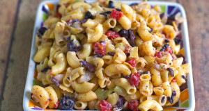 Greek Pasta Salad Gluten Free