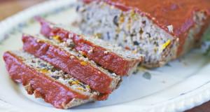 Lamb Meat Loaf Gluten Free
