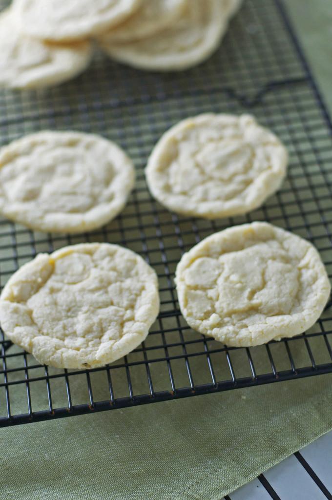 Lemon Cookies Gluten Free Dairy Free