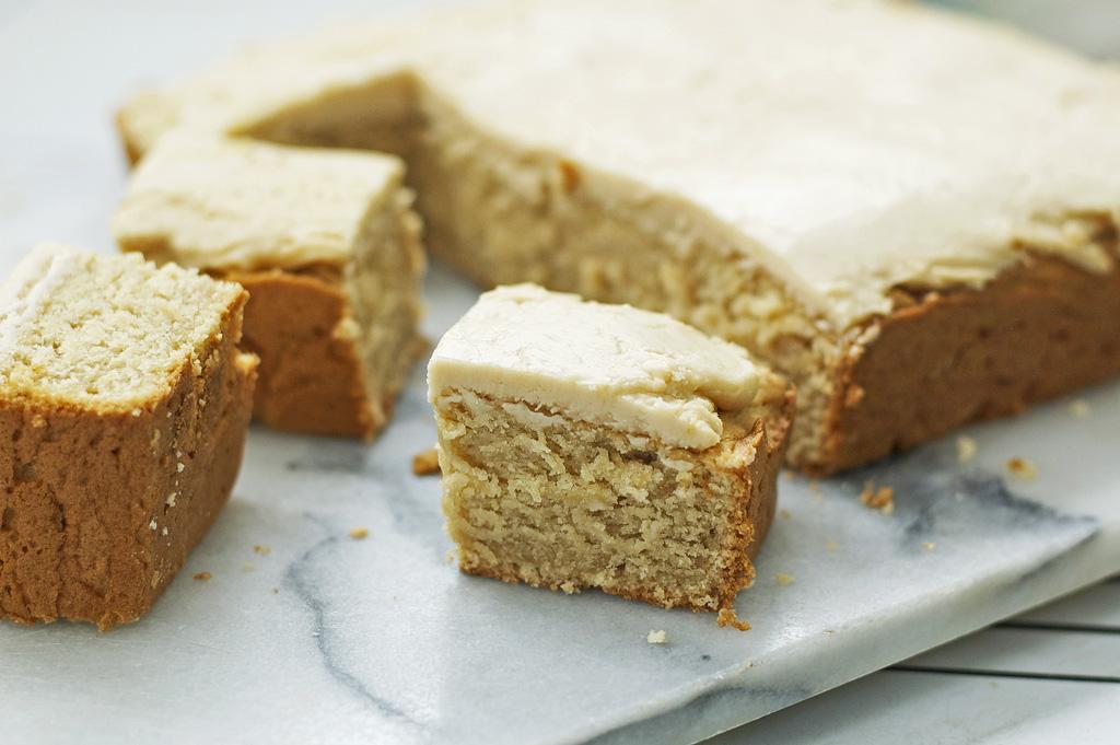 Maple Cake Gluten Free