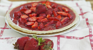 Strawberry Pie Gluten Free Dairy Free