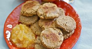 Applesauce Drop Cookies Gluten Free Dairy Free