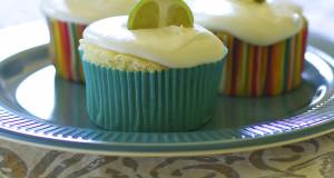 Margarita Cupcakes Gluten Free Dairy Free