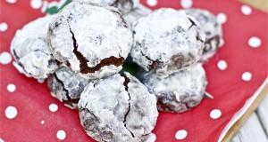 Crinkle Cookies Gluten Free Dairy Free