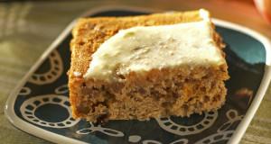 Apple Spice Cake Gluten Free Dairy Free