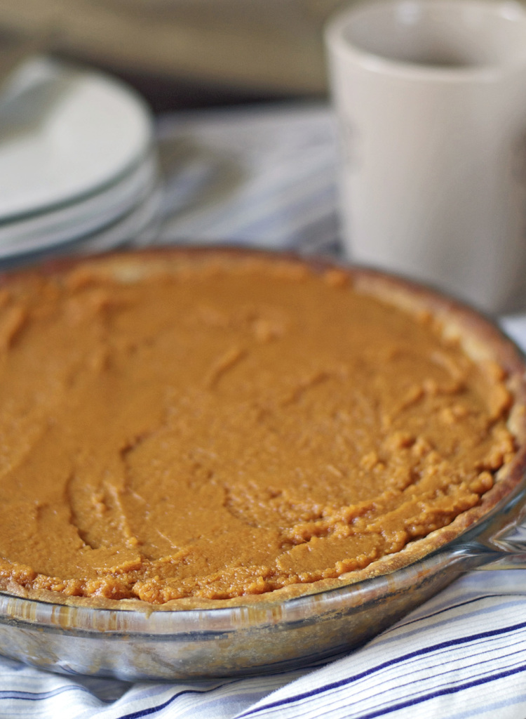 Pumpkin Pie Gluten Free Recipe