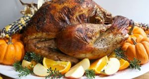 Easy and moist Roasted Turkey Recipe