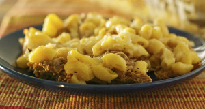 BBQ Mac and Cheese Gluten Free