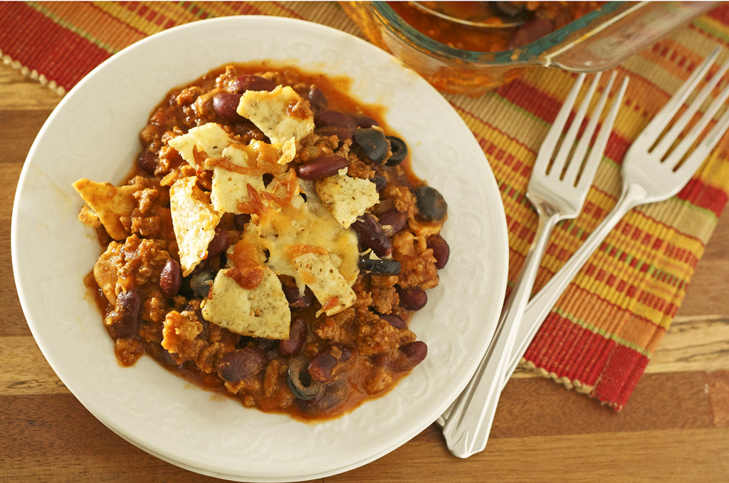 Gluten Free Fiesta Casserole
