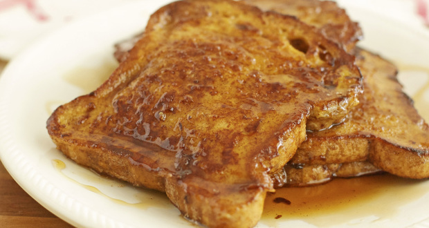 Gluten Free French Toast Recipe | Let's Be Yummy