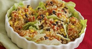 Spicy Southwest Lettuce Wrap Gluten Free Recipe