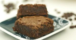 Espresso Brownies Gluten Free