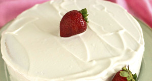 Strawberry Cake Gluten Free Recipe