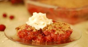 Gluten Free Cranberry Casserole
