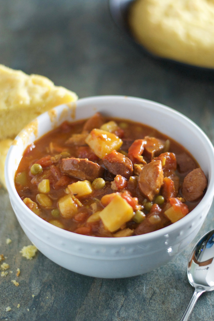 Gluten Free Brunswick Stew