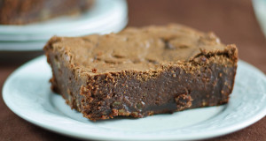 Gluten Free Amaretto Walnut Brownies Recipe