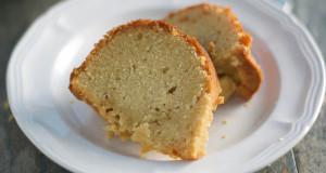 Gluten Free Brown Sugar Pound Cake