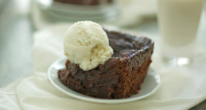 Gluten Free Hot Fudge Pudding Cake