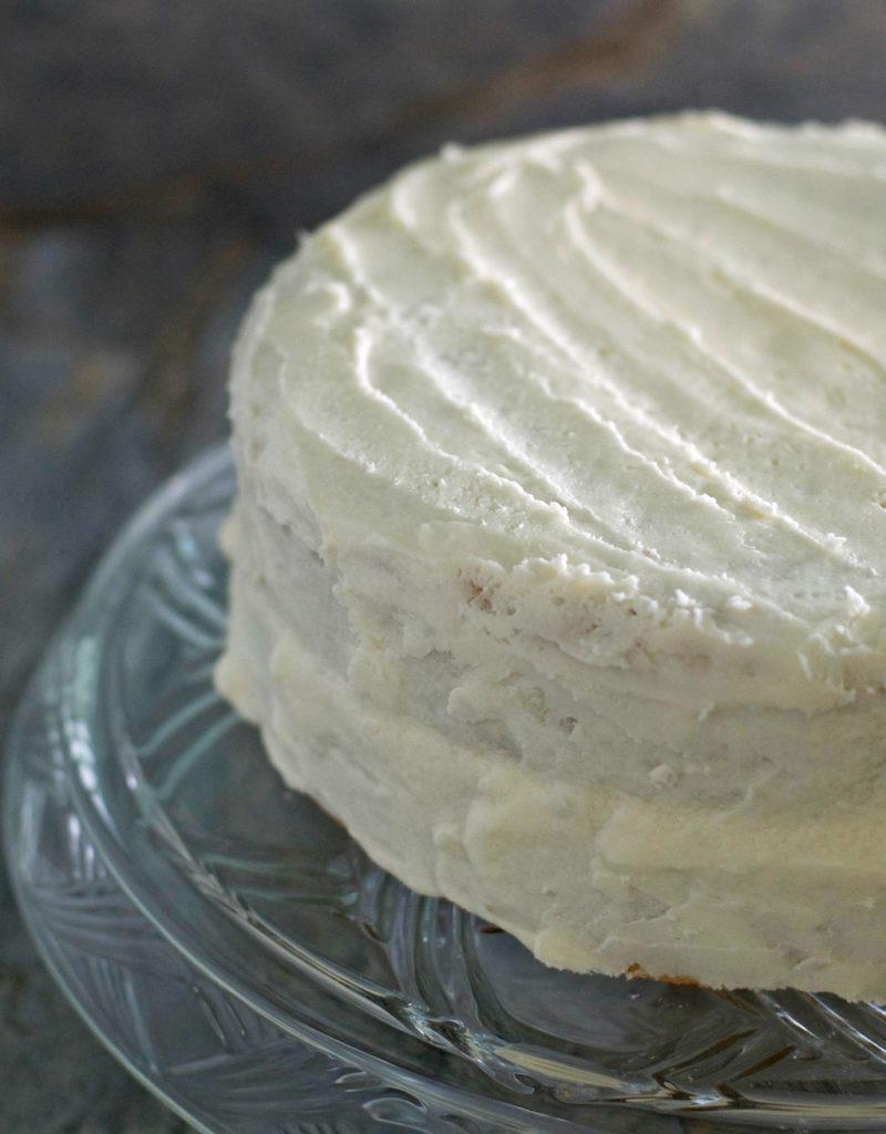 Gluten Free Italian Cream Cake Recipe