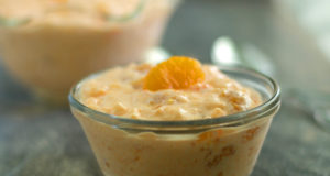 Easy Dairy Free Orange Fluff Dessert
