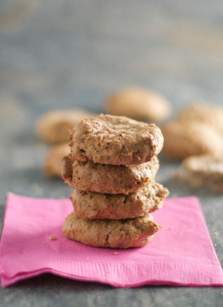 Gluten Free Banana Peanut Butter Cookies Recipe