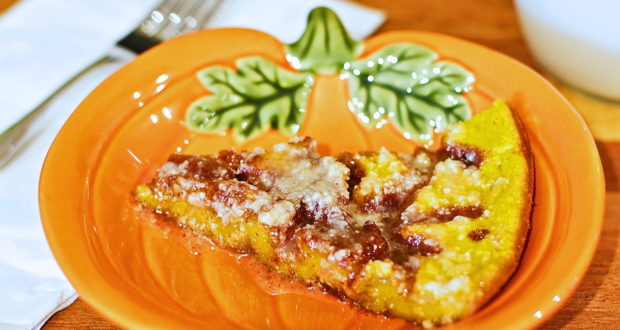 Pumpkin Cinnamon Roll Gluten Free Recipe
