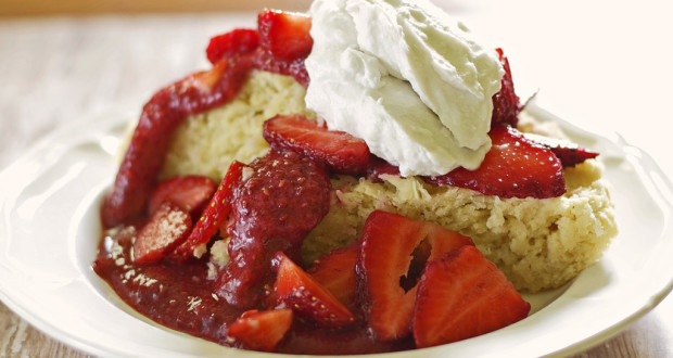 Free Pictures Of Strawberry Shortcake