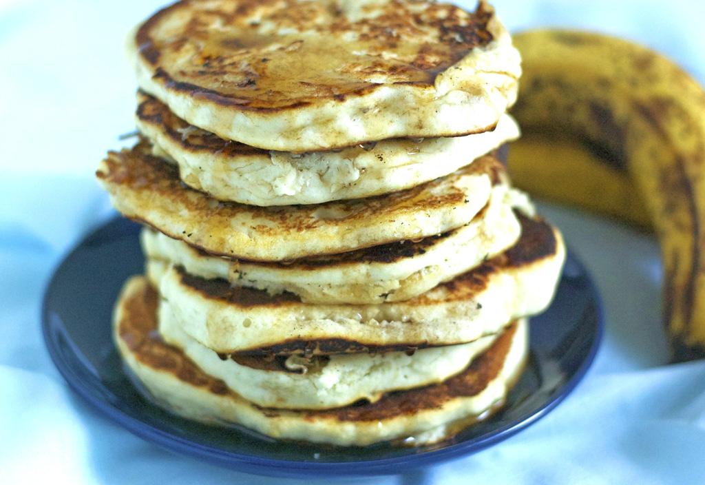 Gluten Free Dairy Free Banana Pancakes Recipe Let S Be Yummy
